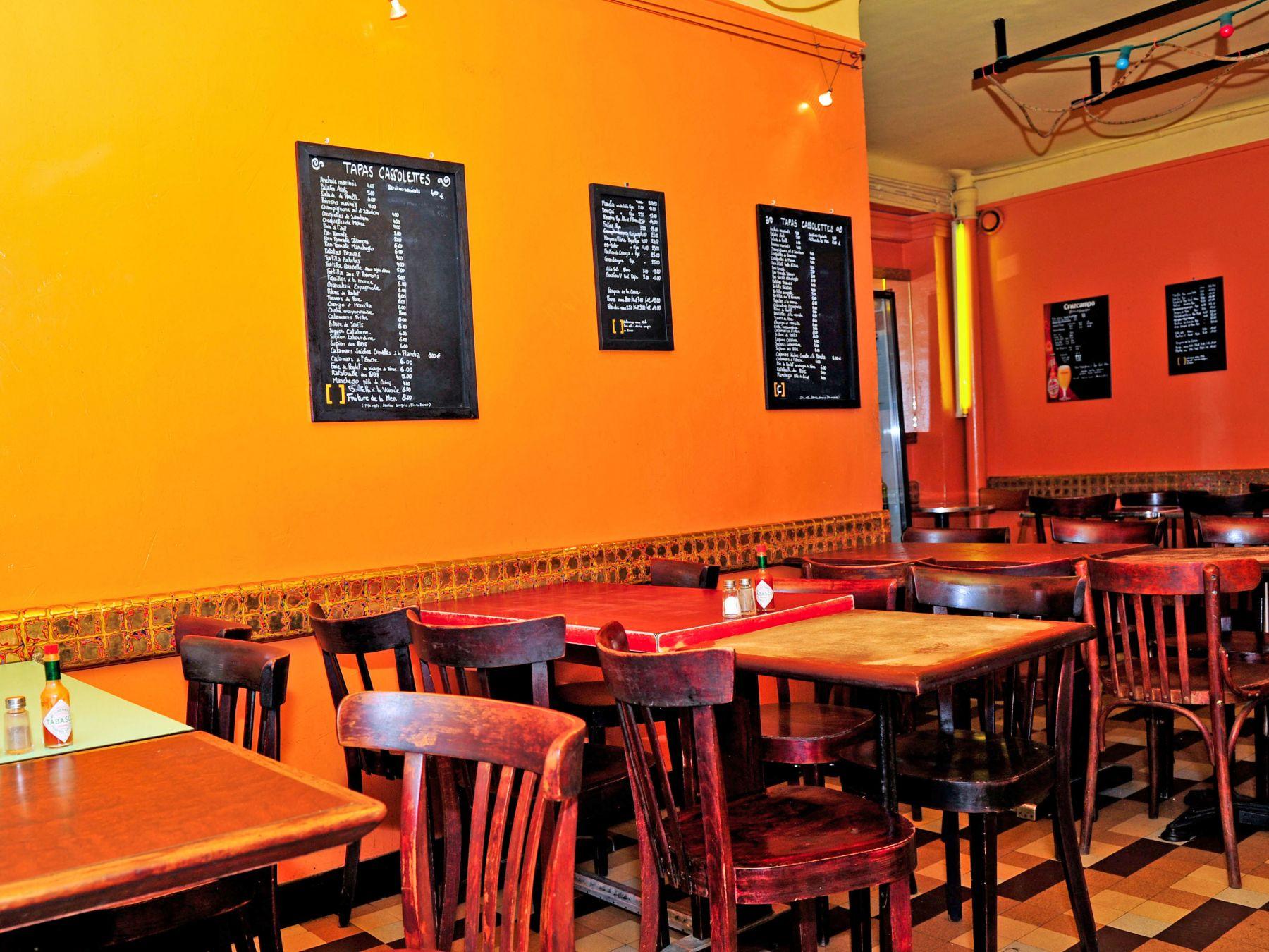 Bon Restaurant Cours Julien