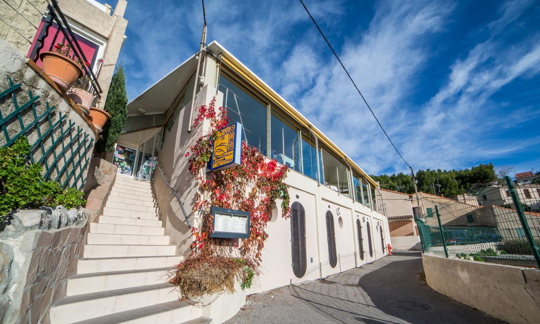 Restaurant de poissons avec vue panoramique sur marseille - Restaurant poisson marseille vieux port ...