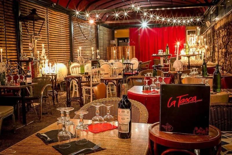 Restaurant Tapas Marseille Cours Julien